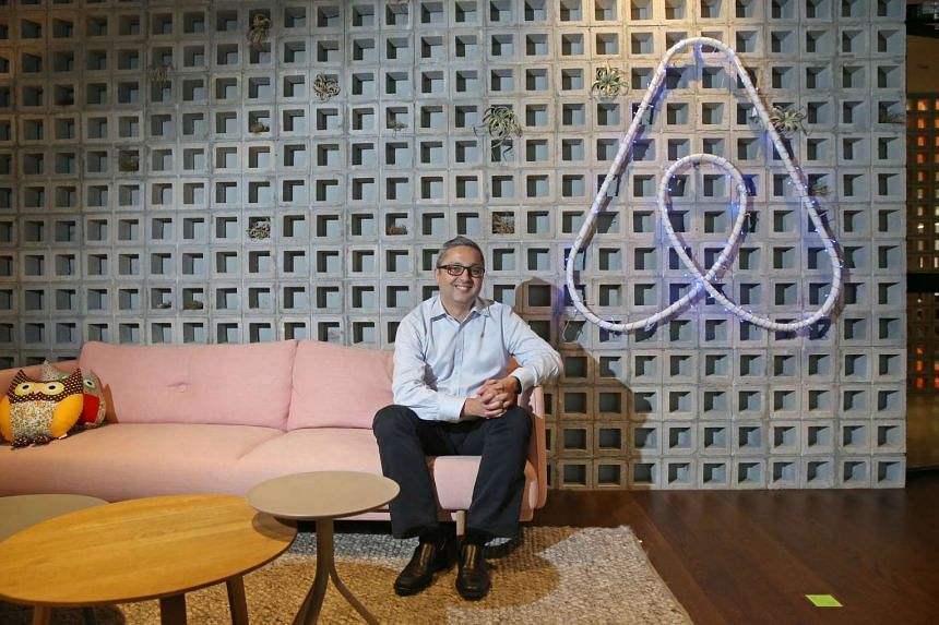 Airbnb's Mr Persaud says safety is the No. 1 priority for the firm and it has a slew of measures to tackle the issue, including a verified identification process for guests and hosts and reviews for both parties.