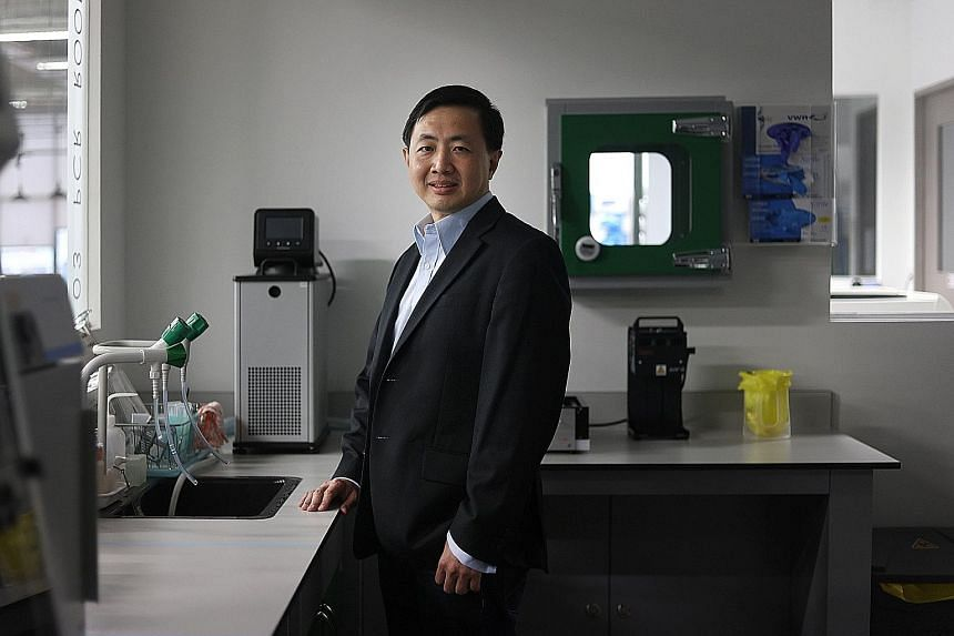 """Dr Wong of Imagene Labs says healthcare has always been very resilient to economic cycles. """"Whether it's up or down cycle, people still need to look after their health."""""""