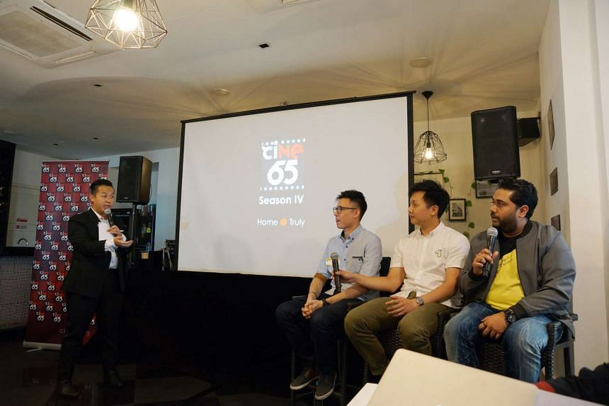 Past winners of ciNE65, Mr Ray Pang and Mr Lawrence Loh, together with Mr Rish Tamilrajan (scriptwriter on Mr Loh's team) share their ciNE65 experiences.
