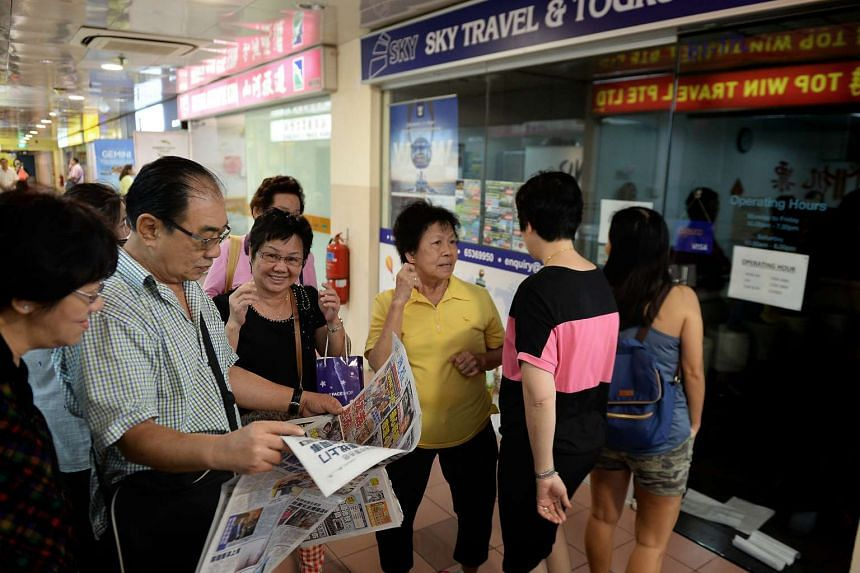 The Singapore Tourism Board (STB) had revoked the licences of three travel agencies as of September. The latest agency was Sky Travel & Tours.