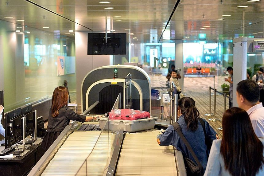 Extra screening at Changi Airport possible, Singapore News