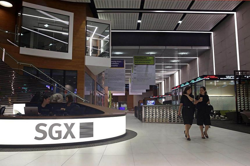 Delay in derivatives trading on SGX, Companies & Markets