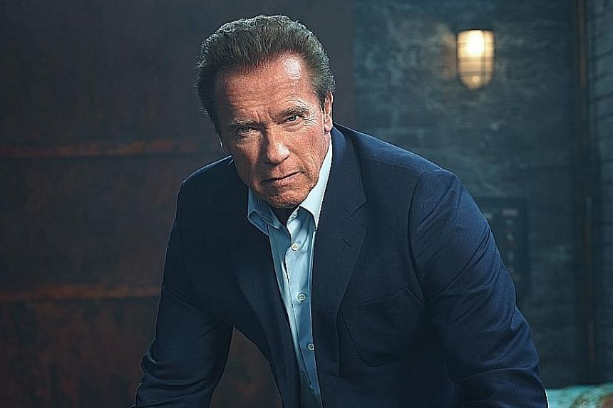 """It took a while, but Mr Schwarzenegger chipped away at """"It's always been done this way"""" until the Sacramento apparatchiks got it through their heads that the governor could do business sitting by his swimming pool 640km from the Capitol if he wanted"""