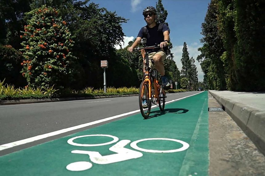 Sentosa has announced the opening of its revamped walking and cycling trails.