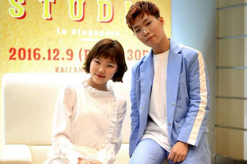 Siblings who make up Akdong Musician got into music because they