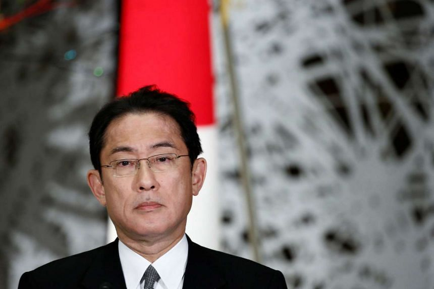 """Japanese Foreign Minister Fumio Kishida said there are """"various factors"""" behind the country's decision in postponing the summit with China and South Korea."""
