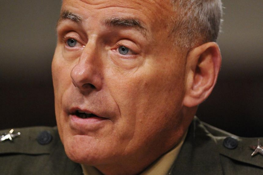 Retired Marine Corps general John Kelly will be the Homeland Security secretary in US President-elect Donald Trump's administration.