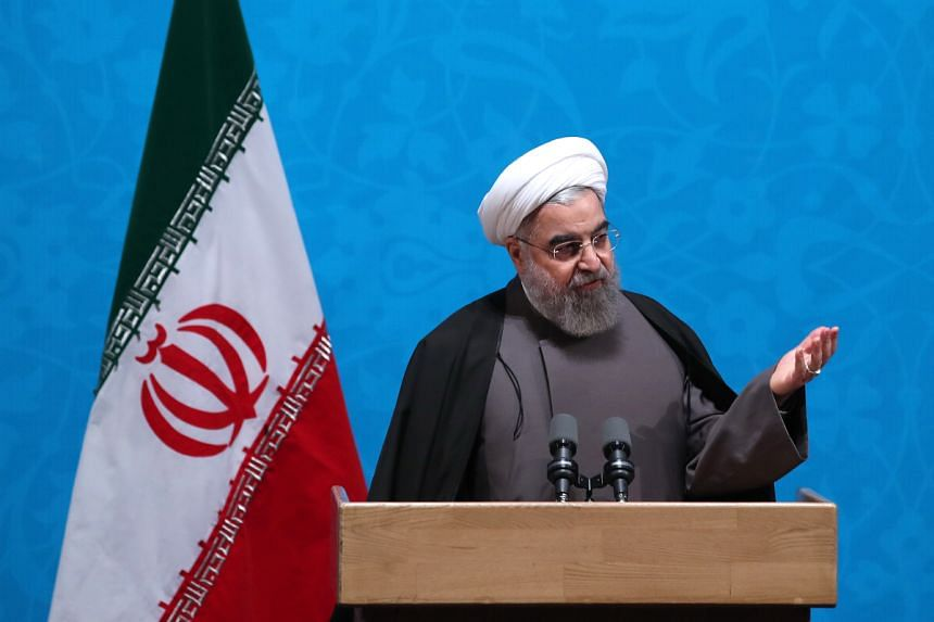 Iran's President Hassan Rouhani has ordered the country's scientists to start work on nuclear-powered ships.