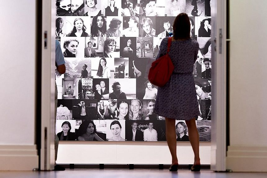 Berlin exhibition Pina Bausch And The Tanztheater (above) showcases the life work of legendary German choreographer Pina Bausch.