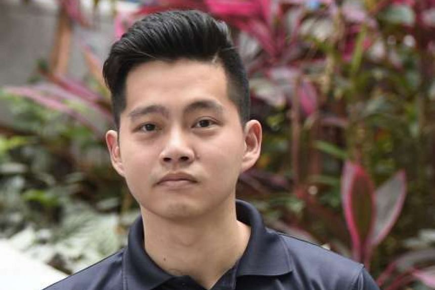 Mr Lim pursued a Technical Engineer Diploma in Machine Technology and graduated top of his course with a GPA of 3.9. He is now a sales engineer at a steel production firm in Tuas.