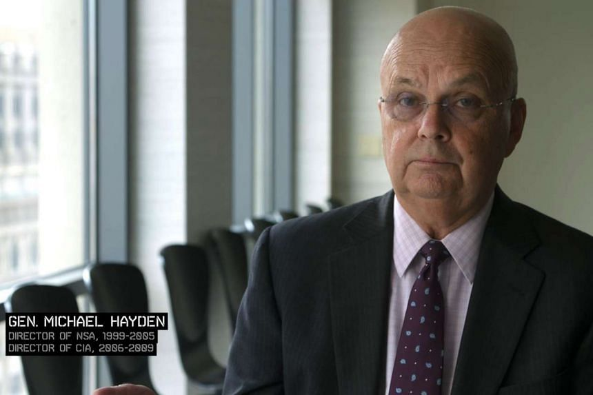 Interviewees featured in Zero Days include former Central Intelligence Agency director Michael Hayden.