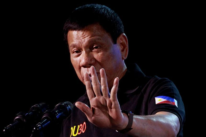 """Philippine President Rodrigo Duterte is risking impeachment after his admission that he """"personally"""" killed criminals when he was Davao City mayor."""