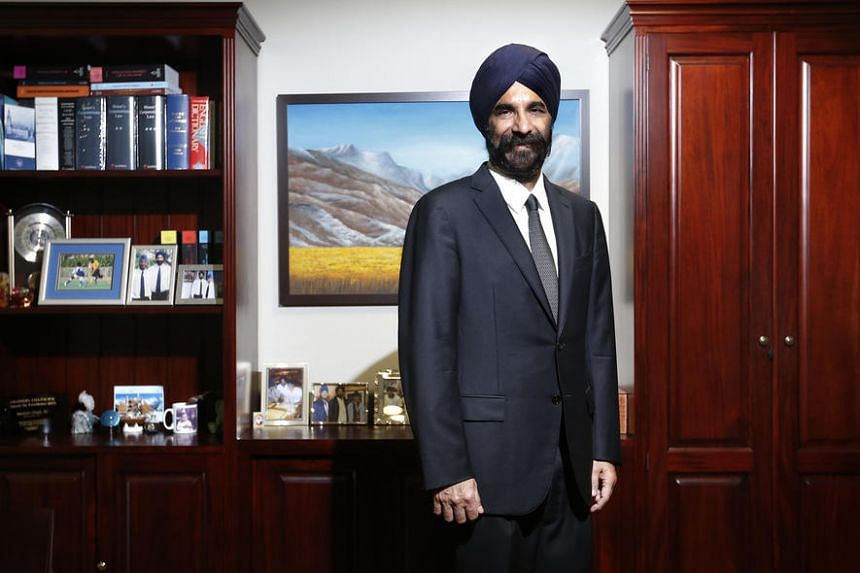 The Singapore International Arbitration Centre has appointed Senior Counsel Davinder Singh as the new chairman of its board of directors, with effect from Friday (Dec 16).