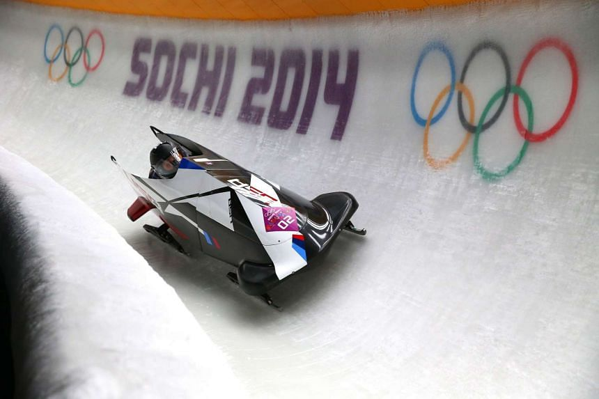 Sochi has been stripped of the right to host next year's bobsleigh and skeleton world championships amid accusations of state-sponsored doping against Russia.
