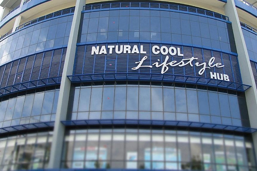 Next Thursday's EGM has been called to vote on revoking a shareholders' mandate given to Natural Cool's directors in April to allot and issue new stock.