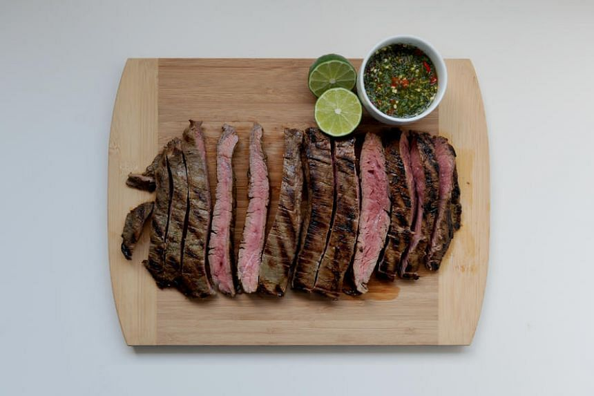 A 100g steak has 20.9g of protein. In western Europe and the US, people eating twice as much protein as recommended by the World Health Organisation.