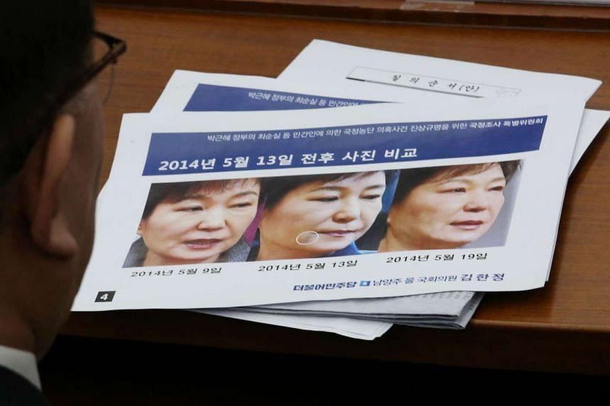 South Korean President Park Geun Hye's frequent medical and cosmetic treatments, including placenta shots administered without official supervision, have been revealed in detail.