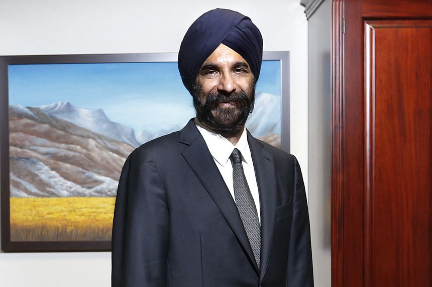 Mr Singh, 59, is widely recognised as a leading disputes practitioner.