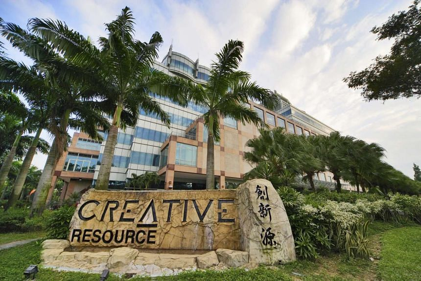 In its first quarter ended Sept 30, Creative Technology posted a net loss of US$6.2 million - an improvement over the US$13.9 million loss in the same period last year.