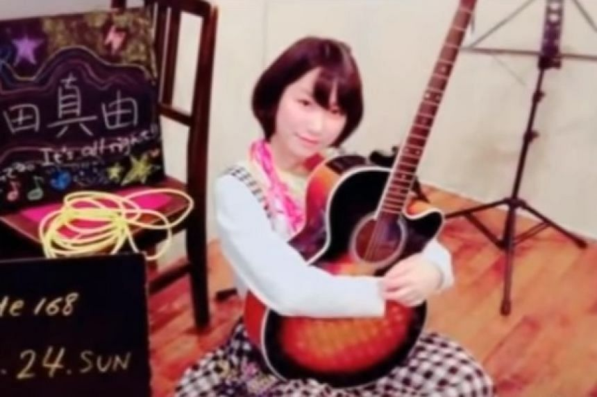 Mayu Tomita suffered more than 20 stab wounds to her neck, stomach, back and arms in May.