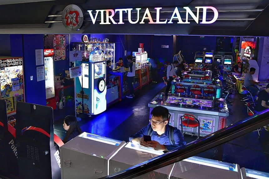 Virtualand says it is in talks to open in another location after the Bugis Junction outlet closes. The appeal of arcades has waned, with games on tap on mobile phones and tablets.