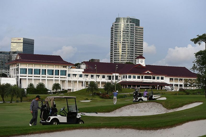 Jurong Country Club will rent part of the land until Aug 31 to enable it to wind down operations. Meanwhile, site preparation works for the high-speed rail will start next month.