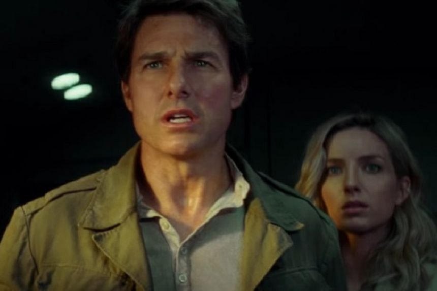 IMAX Posted A Broken Trailer For The Mummy, And It's Hilarious
