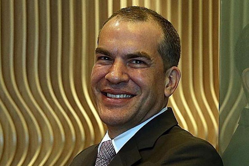 MR EVRARD BORDIER, Bordier & Cie's Singapore chief executive.