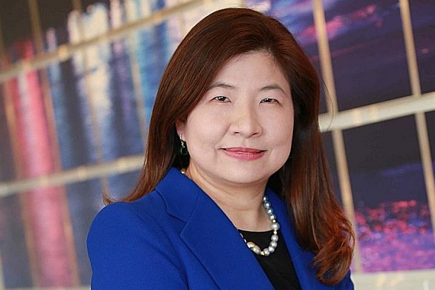 MS ONG YENG FANG, UOB Private Bank head.