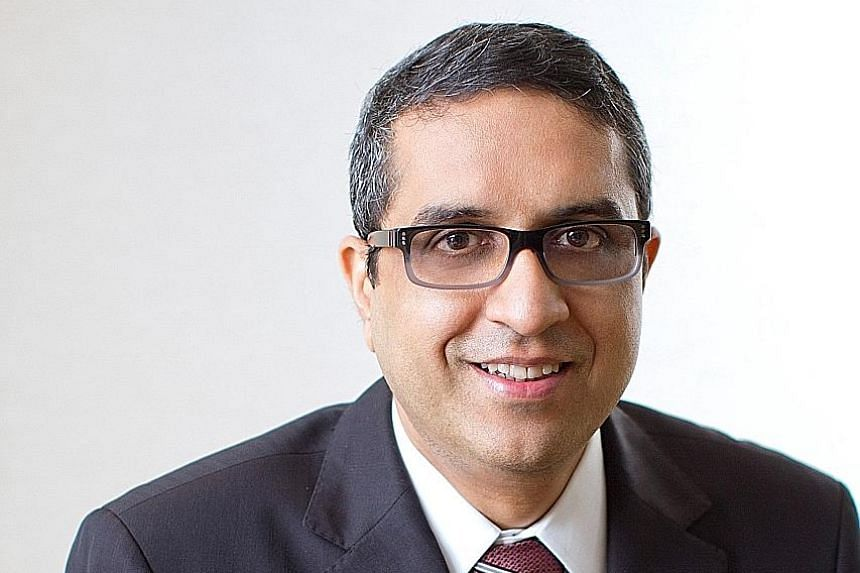 MR SANDEEP SHARMA, head of HSBC Private Bank in South-east Asia.