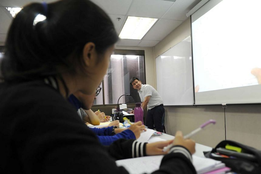 Some parents spend several hundreds or thousands of dollars on tuition each month.