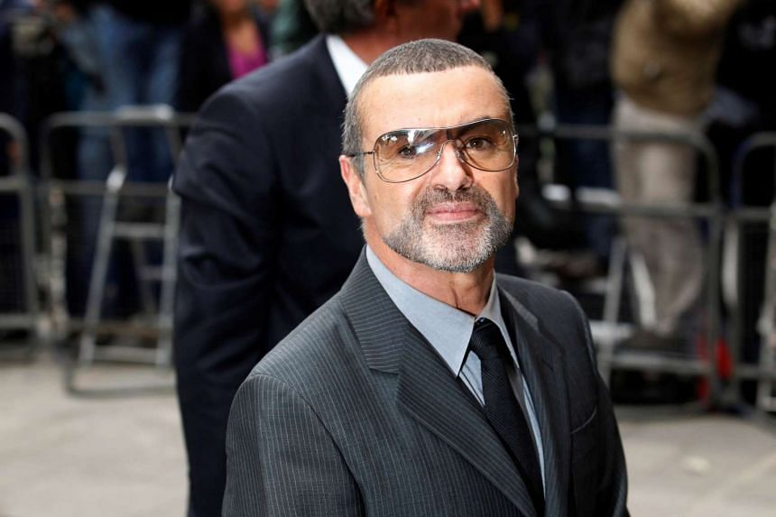 British singer George Michael arrives at Highbury Magistrates Court in London, on Sept 14, 2010.