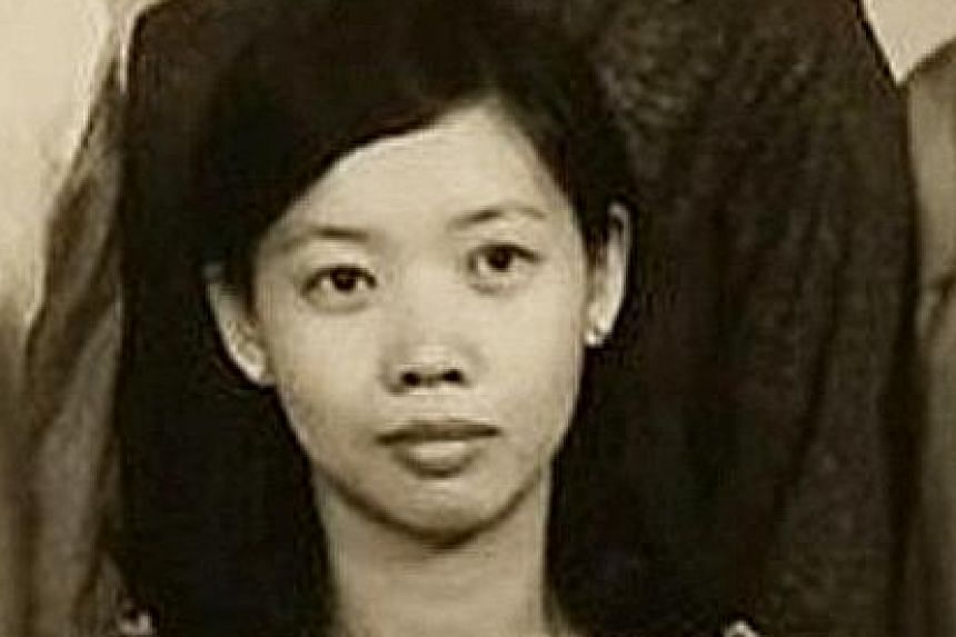 Madam Ong was last heard from in 1980, from Toronto.