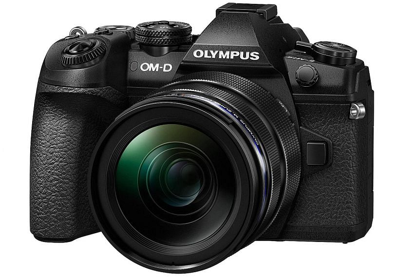 The Olympus OM-D E-M1 Mark II's image quality is stellar, with sharp, crisp details and rich saturated colours.