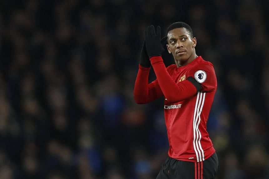 Anthony Martial has been targeted by Sevilla as a loan signing in next month's transfer window.