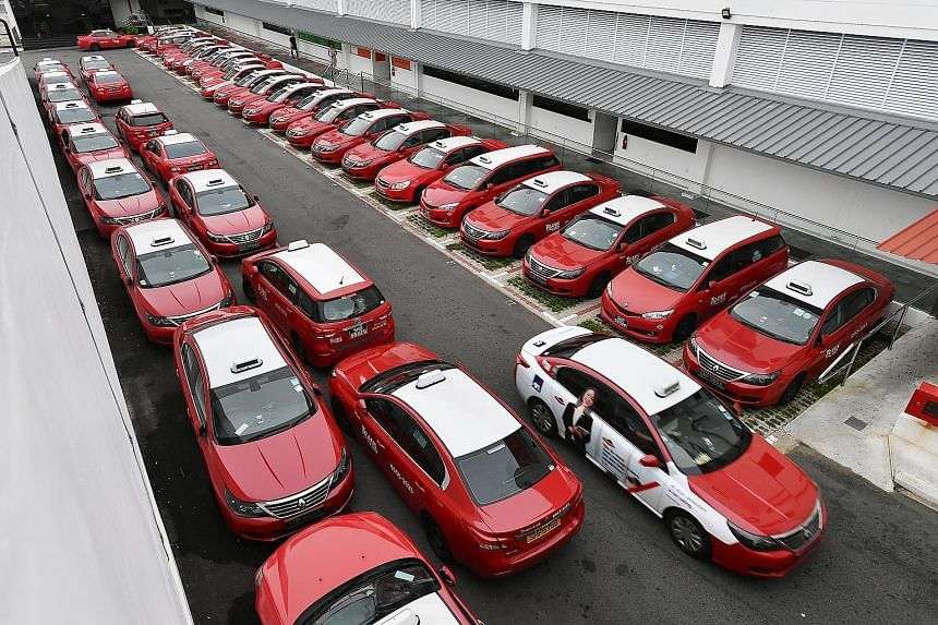 Trans-Cab has a fleet of 4,500 taxis, but 11 per cent of them are idle. The revised rates, which kick in on Jan 1, will apply only to drivers who operate the cab alone, without a relief driver.