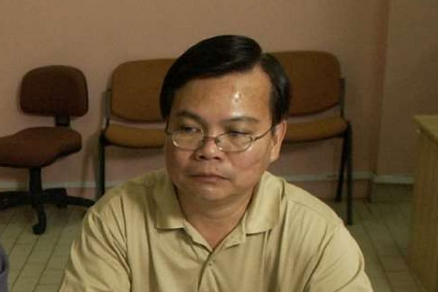 Mr Victor Wong, former general manager of Ang Mo Kio Town Council, is under investigation by the CPIB.
