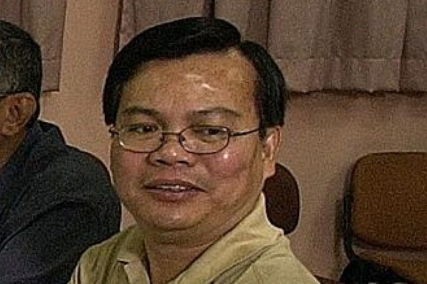Mr Wong has been removed from his duties at Ang Mo Kio Town Council and is being investigated by CPIB.