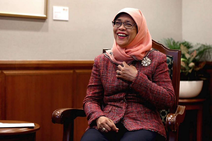 Possible candidates from the public sector include Speaker of Parliament Halimah Yacob.