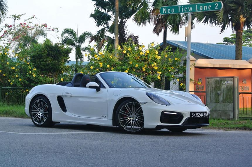 Rentals of Porsche (above), Audi and Volvo luxury cars are proving popular before the upcoming Chinese New Year period.