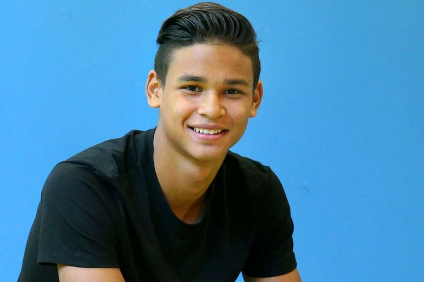 Footballer Irfan Fandi is the new anti-drug advocate for the Central Narcotics Bureau.