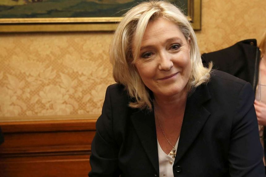 A film about rising nationalism in Europe featuring a character similar to French far-right leader Marine Le Pen is set to hit the screens in France two months ahead of elections.
