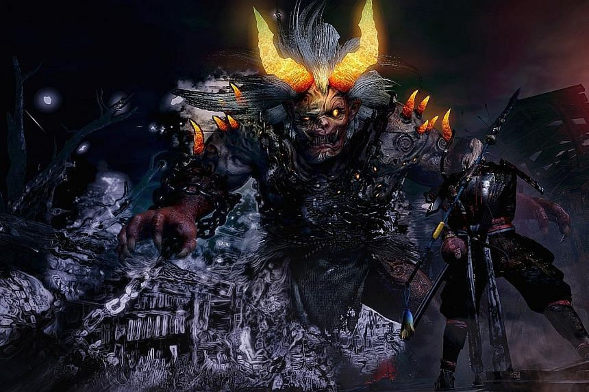 Nioh uses similar gameplay mechanics and boasts a difficulty level to match that of Dark Souls.