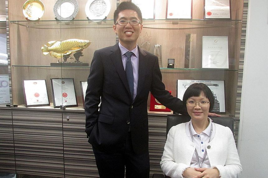 Mr Chai and his wife Stephanie clocked long hours at audit firms before starting out on their own in 2011, with the basic aim of maintaining a healthy work-life balance, while at the same time providing good service to clients. They were among the wi