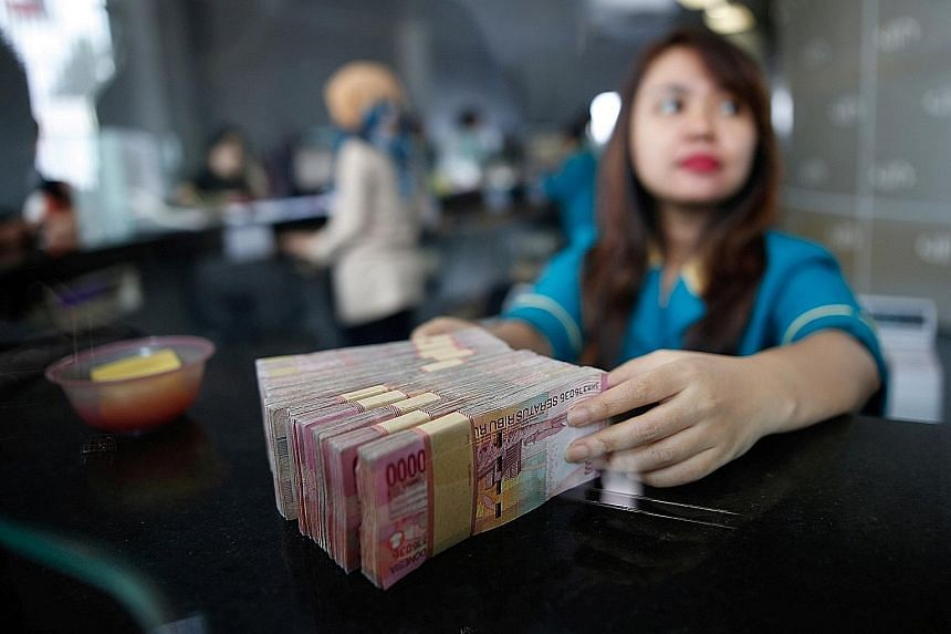 The rupiah's vulnerability has been reduced, thanks to a narrower current-account deficit, lower gross external indebtedness and higher foreign-exchange reserves, says Mr Andrew Tilton, Goldman Sachs' chief Asia-Pacific economist. He also says that S