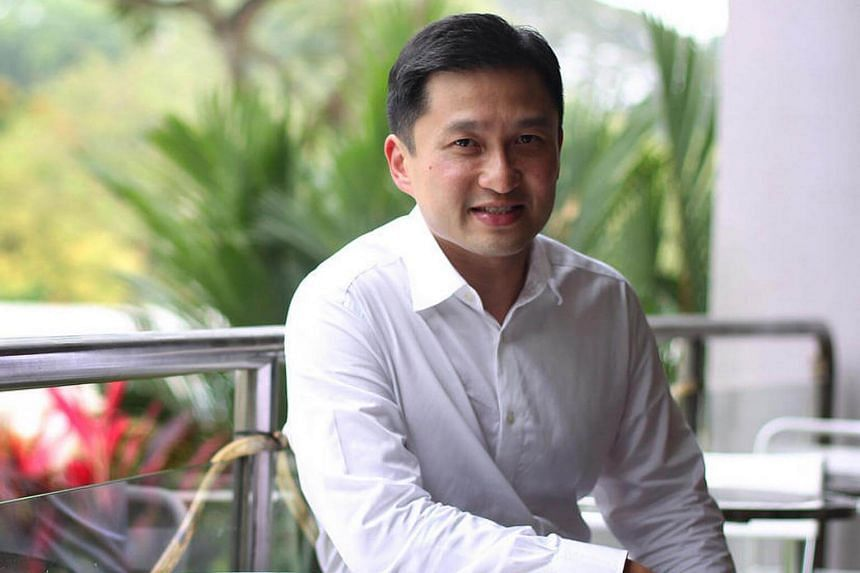 Ronnie Lim, chief executive officer of the Singapore Badminton Association will be stepping down to pursue other interests.