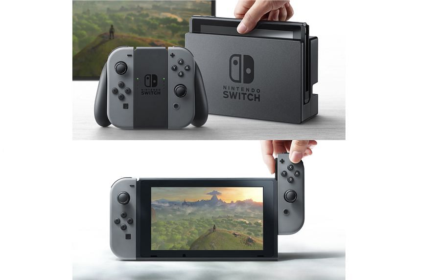 The Nintendo Switch will be available worldwide in March.