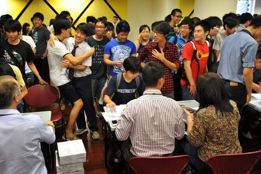 Singapore has topped the Asia-Pacific region in the International Baccalaureate (IB) diploma exams for the seventh year in a row. Out of 94 top scorers globally, 57 students here score the maximum of 45 points.