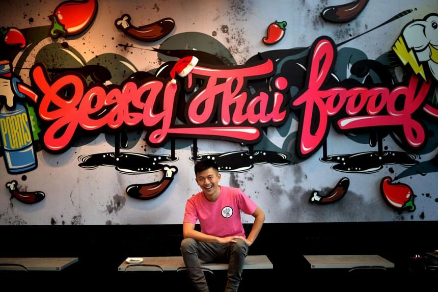 Casual Thai restaurant chain Porn's Sexy Thai Food, started by television host Pornsak Prajakwit (above), has been taken over by food and beverage company, the Jus Delish Group.