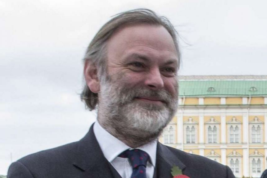 Tim Barrow (above, in 2015) is to replace Ivan Rogers as Britain's Ambassador to the European Union.